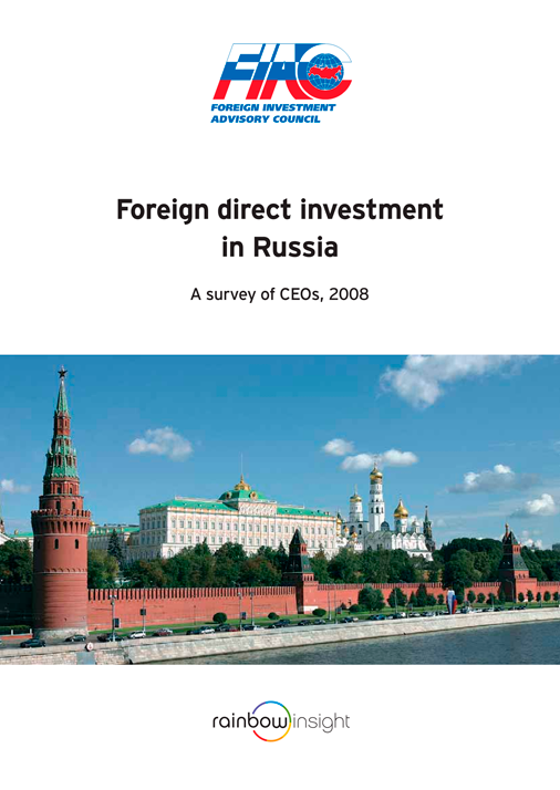 The Foreign Investment Advisory Council (FIAC)